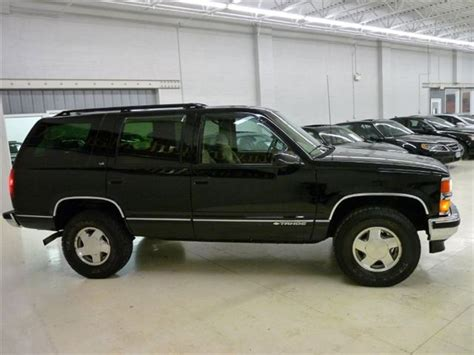 1999 Used Chevrolet Tahoe 1500 At Luxury Automax Serving