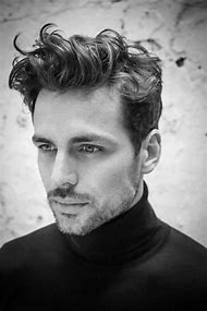 Short Haircuts for Curly Hair Men