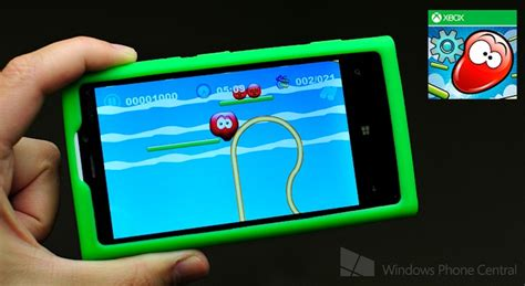 nokia exclusive xbox blobster oozes onto windows