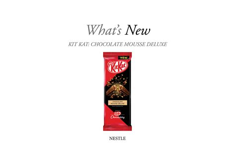 kitkat mint kitkat chocolate mousse deluxe has launched supermarket news