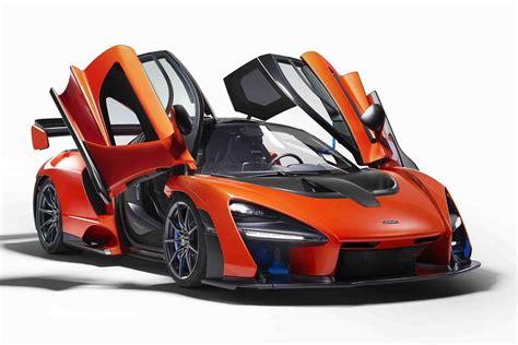 mclaren senna  ultimate road legal track car autobics