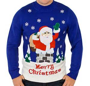 Santa Ugly Christmas Sweaters