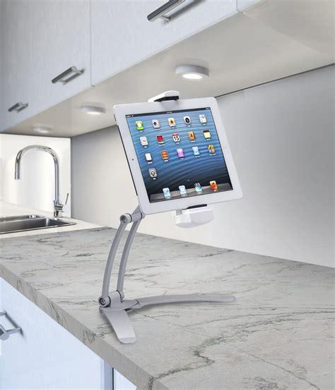 Cta Digital 2in1 Ipad Kitchen Mount  Best Tablet Stands