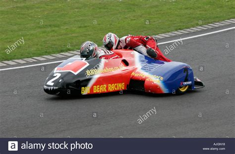 Sidecar Racing Stock Photos & Sidecar Racing Stock Images