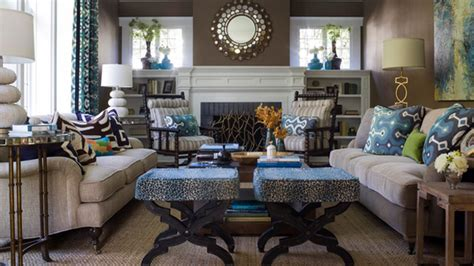 kitchen dining rooms designs ideas 15 combination of brown and blue living rooms