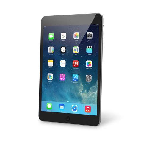 apple ipad mini  gb tablet  wi fi  retina display  black ebay