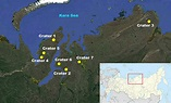 Mysterious crater discovered in Siberia | Polarjournal