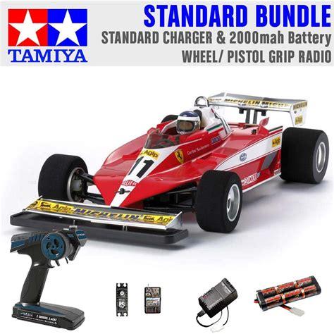 Find great deals on ebay for tamiya ferrari 312t. TAMIYA RC 47374 Ferrari 312T3 (F104W) 1:10 Standard Wheel Radio Bundle - Jadlam Toys & Models ...