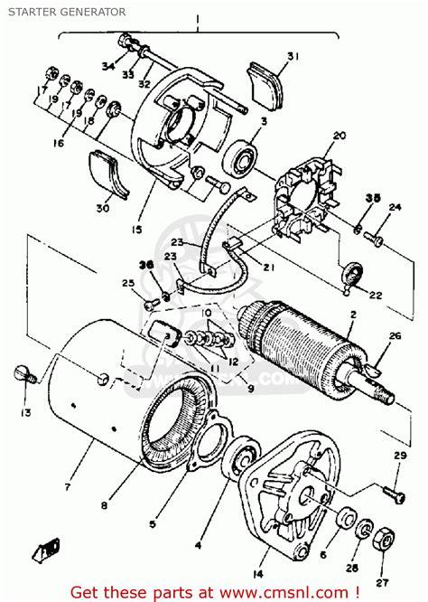 G1 Starter Wiring Diagram by Yamaha G2 Gas Golf Cart Wiring Diagram Wiring Diagram