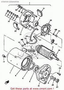 Yamaha G1 Golf Cart Starter Generator Wiring Diagram