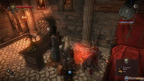 objets essentiels roche iorveth soluce the witcher 2 assassins of edition