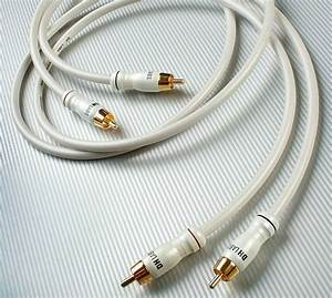 Dh Labs Silver Sonic White Lightning 4 Meter Pair Rca