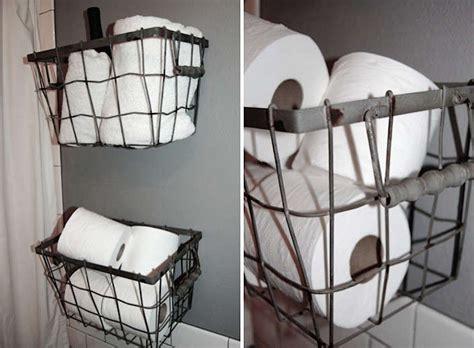 wall mounted wire baskets  storage remodelista