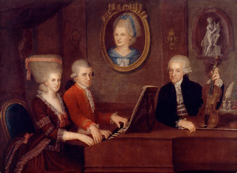 Two Piano Works Attributed To Mozart Age 7 Or 8 The New