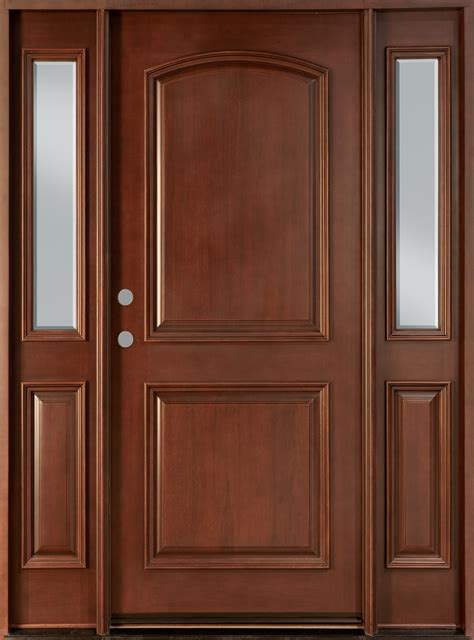 classic custom front entry doors custom wood doors