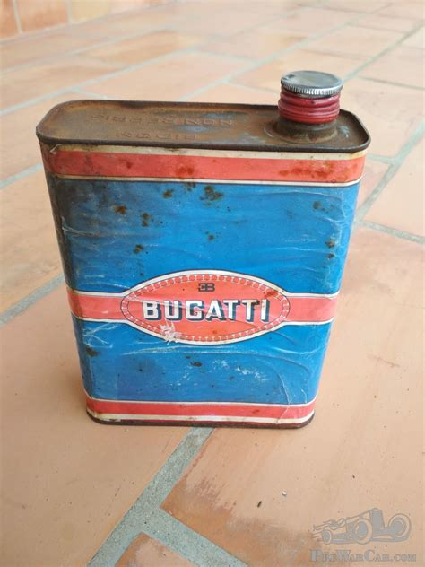 A series of geopolitical events has forced the price of crude down at the fastest pace since 1991, and unless there is a surprising turn of events, the. Part Bugatti Oil tank Bugatti for sale - PreWarCar