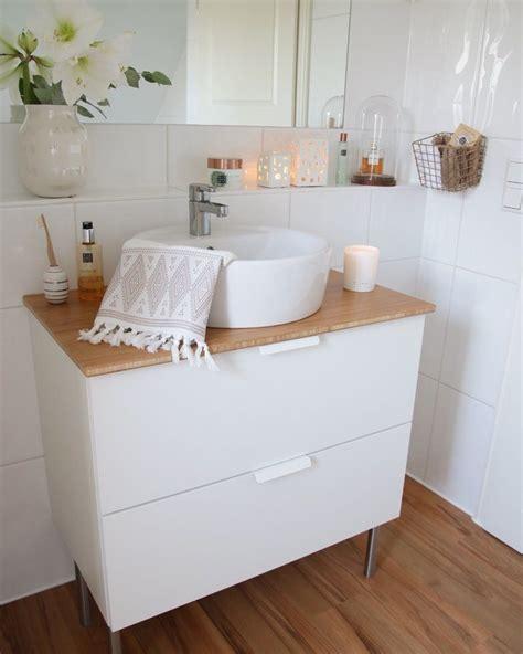 Ikea Badezimmer Deko by Neues Waschbecken