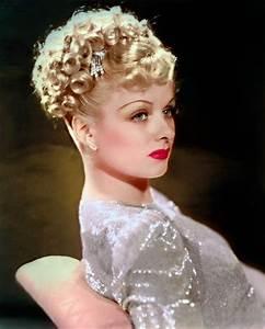 Joan bennett, Actresses and Blonde curls on Pinterest