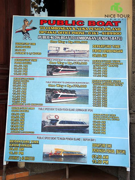 Fast Boat From Bali To Nusa Penida by How To Travel From Bali To Nusa Lembongan Nusa Lembongan