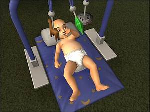 Sims 4 babies are in the trough of the uncanny valley for Baby bathroom needs sims freeplay