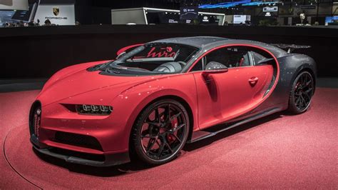 It's available as an optional extra for bugatti customers that reportedly costs an extra £500,000 ($705,475). Bugatti Chiron Sport introduced in Geneva improves ...