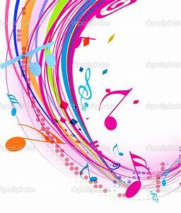 19 Music Note Background Designs Images - Music Notes as ...