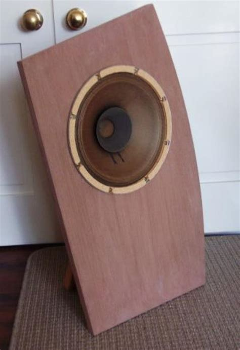 [diy] Four Simple Diy Loudspeakers