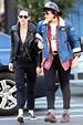 Kristen Stewart With Rumored Girlfriend Soko in Vans Old ...