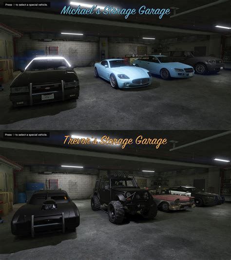 Gta 5 Garage Story Mode by Gta 5 Ultimate 100 Save Rev2 4 Mod