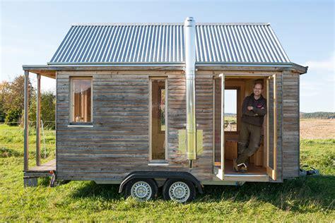 tiny house selber bauen tiny house kleines haus auf r dern g nstig selber bauen kleines haus