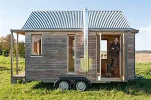 Tiny Haus Selber Bauen : tiny house als wohnwagen house plan 2017 ~ Lizthompson.info Haus und Dekorationen