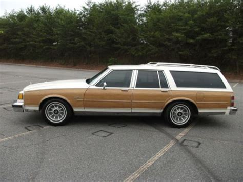 Buy Used 1984 Buick Electra Estate Wagon In Naples