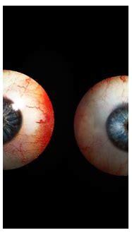 3D eye on Behance