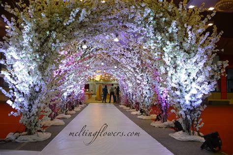 flower decoration  event  bangalore wedding