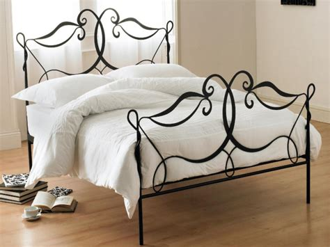 black wrought iron beds home interior plans ideas