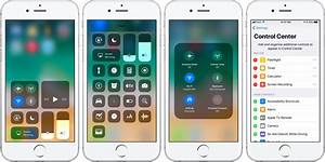 How To Use Control Center Without 3d Touch