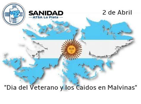 A T S A : DIA DEL VETERANO Y LOS CAÍDOS EN MALVINAS