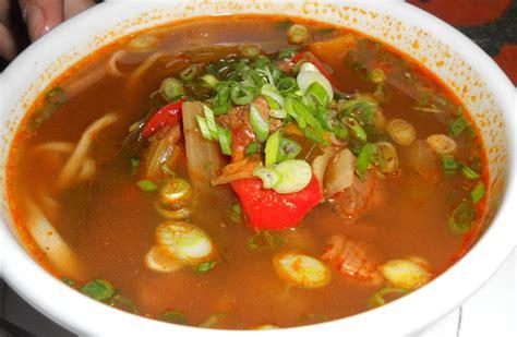 in cuisine uzbek cuisine at restaurant in ny