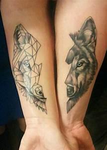 Loup Tatouage Geometrique : pin by jacy gardner on i love ink ~ Melissatoandfro.com Idées de Décoration