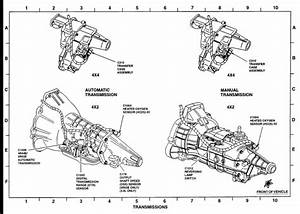 94 Ford Ranger Transmission Diagram