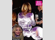 [PIC] Chloe Moretz Wardrobe Malfunction See Her Velvet