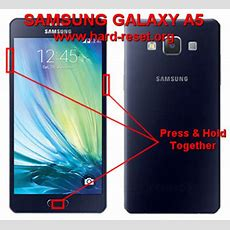 How To Easily Master Format Samsung Galaxy A5 (a500f  A500fq  A500fu  A500hq  A500yz) With