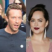 New couple Chris Martin and Dakota Johnson pictured for ...