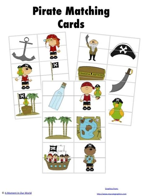 free pirate printables pirate 411 | ebf55ac06418b6b5b01398e6d952d7e7 pirate preschool pirate activities