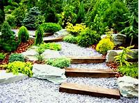 interesting patio pictures and garden design ideas Interesting Landscaping Ideas For Front Yard On A Budget ...