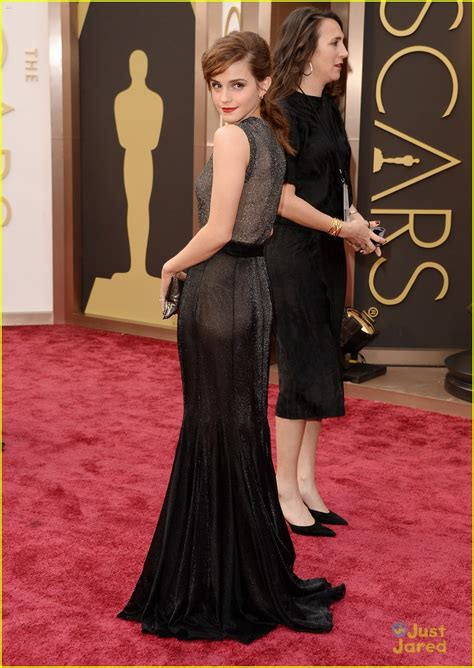 Emma Watson Oscars Photo Gallery