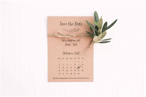 reflect papeterie crafts save  date karten