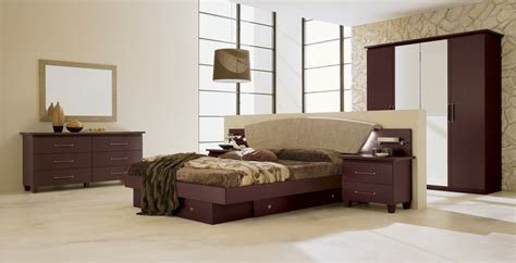 Bedroom Furniture by Miss Italia Composition 3 Camelgroup Italy Modern