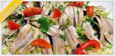 come cucinare le alici ricette delle alici marinate alla napoletana