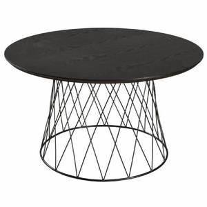 Table Basse Scandinave Ronde : table basse scandinave achat vente table basse ~ Teatrodelosmanantiales.com Idées de Décoration